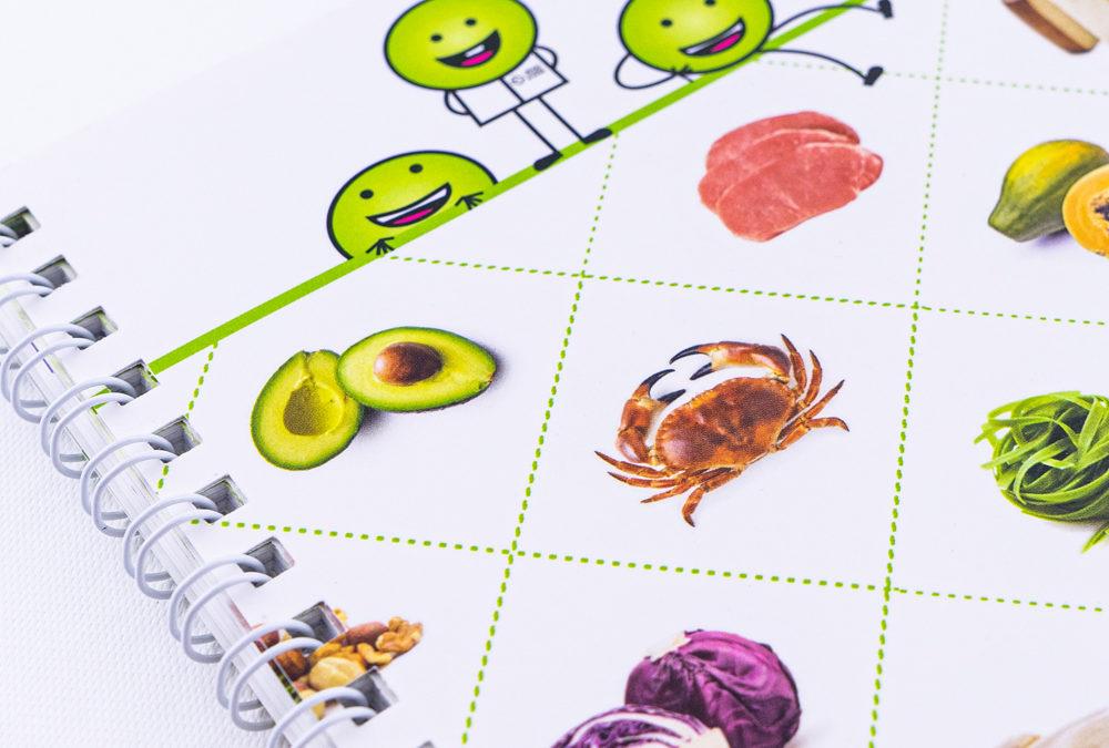 """O """"ABC"""" do Consello alimentario na infancia"""