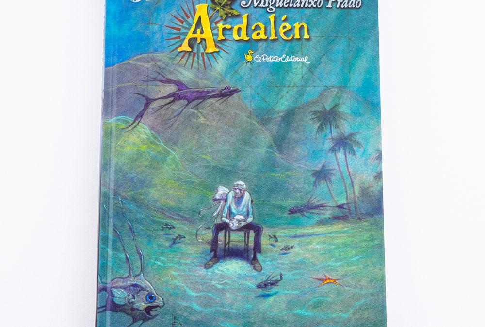 """""""Ardalén"""" de Miguelanxo Prado"""